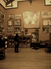 At Museo Sorolla