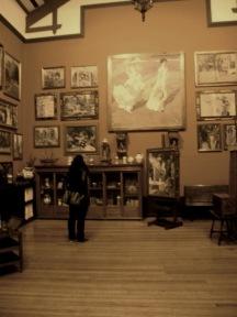 At Museo Sorolla