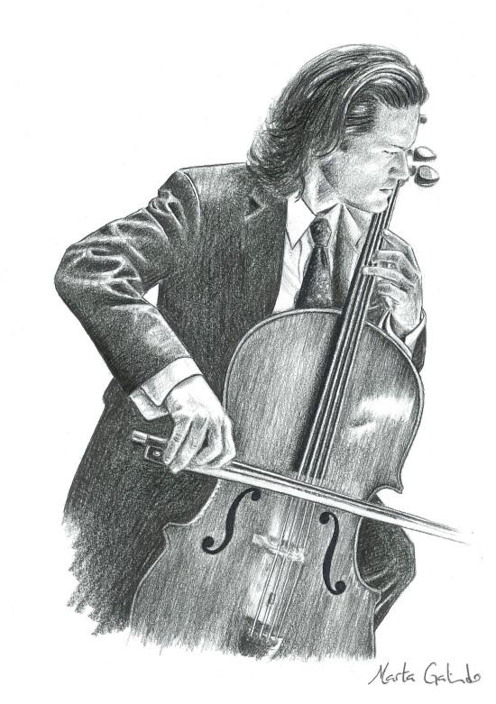Cellist Zuill Bailey