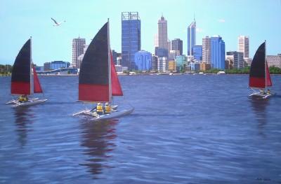 Regatta in Perth (I)