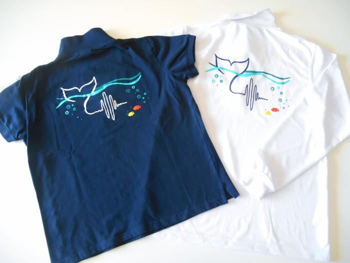 1. CMST polo shirts